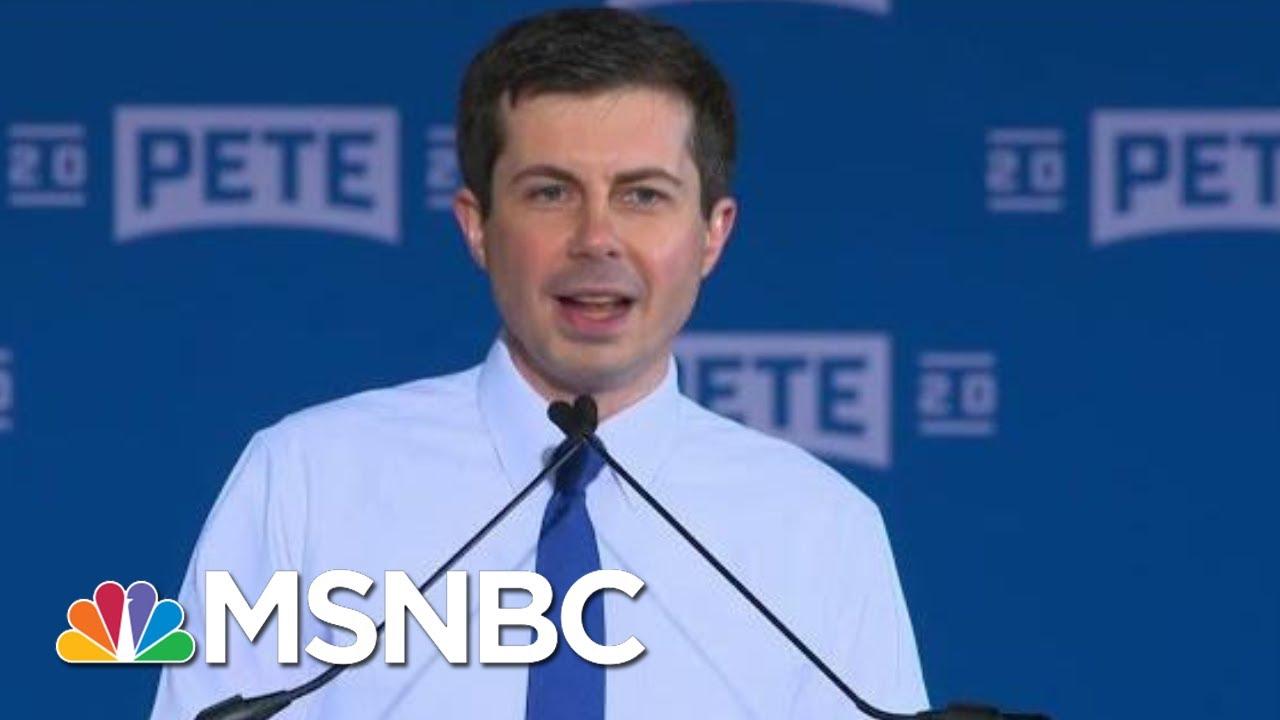 Can Buttigieg avoid the Beto bust?