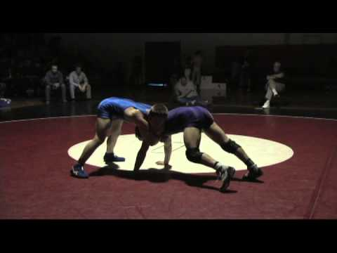 Sumner Wrestling, Finalists 2013 2A Sub Regionals, Orting, Washington