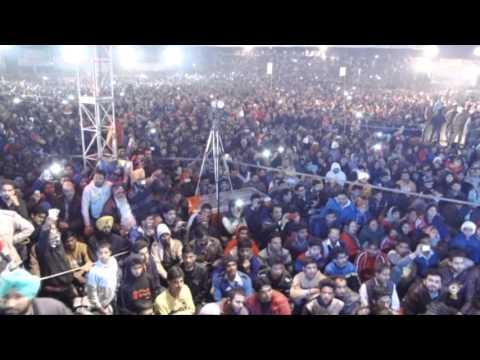 live show kanwar grewal in sri ganganagar
