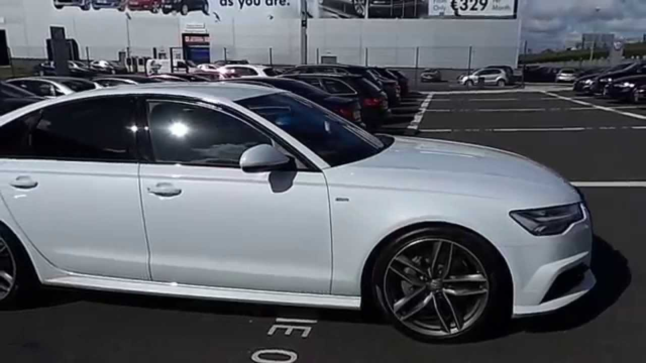 151d26736 2015 Audi A6 3 0 Tdi 218 V6 Quattro S Tronic S Line