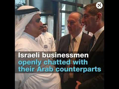 In Bahrain, air of Israeli-Arab normalization and a message