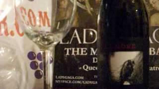 Syrah Tasting Lenore Corvidae 2007 + Lady Gaga Poster Giveaway
