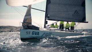 GVA Marstrand Big Boat Race 2015