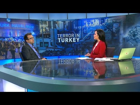 Professor Doga Eralp discusses the nationalities of the Istanbul attackers