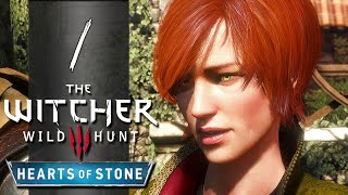 Let's Play ► The Witcher 3: Hearts of Stone - Part 1 - Shani! [First 60 Minutes of Gameplay]
