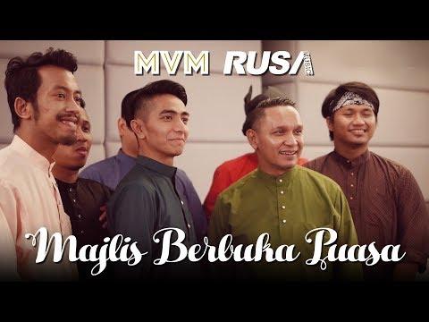 Majlis Berbuka Puasa MVM & RUSA MUSIC