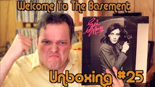 Eddie Money! - Unboxing (Welcome To The Basement)