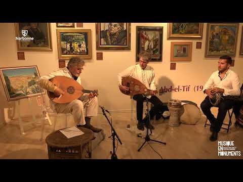 Trio Silsila au Musée de peinture de Narbonne