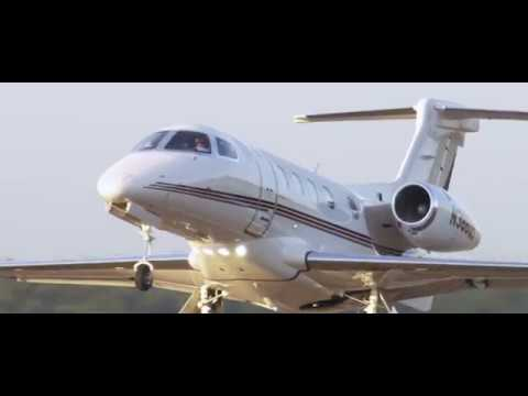 A Signature Journey by NetJets pilots Jon Schellenger and Ma