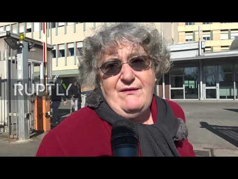 Italy: Turin residents divided over threat posed by coronavirus