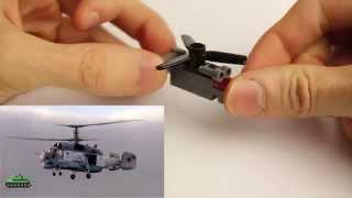 к 28 вертолет micro lego инструкция