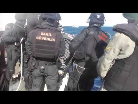 Turkey seizes 13 tons of drugs in international waters