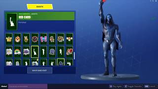 FORTNITE Omen Skin