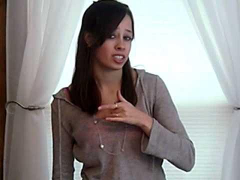 """Brave"" by Sara Bariellies-  sign language"