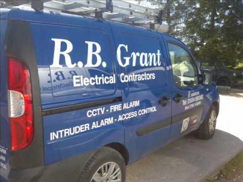 RB Grant Electrical Contractors.wmv