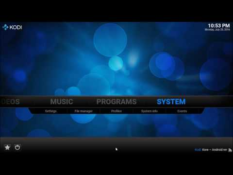 How to fix kodi problems on Amazon fire tv stick - ShopOrganic