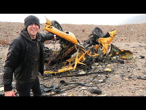 Thumbnail: BLEW UP OUR TAXI CAB!!