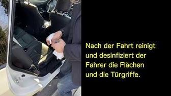 Taxi - Bleib sicher fahr Taxi