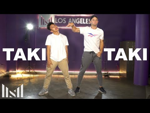 """TAKI TAKI"" 10 Minute Dance Challenge w/ Kenneth San Jose"
