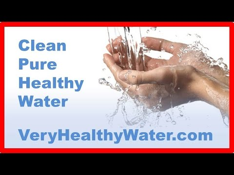 The Best Home Drinking Water Purification Systems | Alkaline Water Ionizers | VeryHealthyWater.com