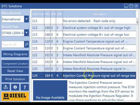 Diesel Laptops TEXA Training -  Repairing Fault Codes With DTC Solutions