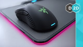 A Wireless Mouse with Unlimited Power!!! - Razer Hyperflux