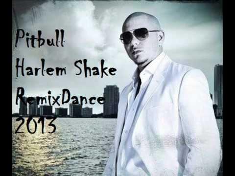 Pitbull-Harlem Shake Remix Dance 2013