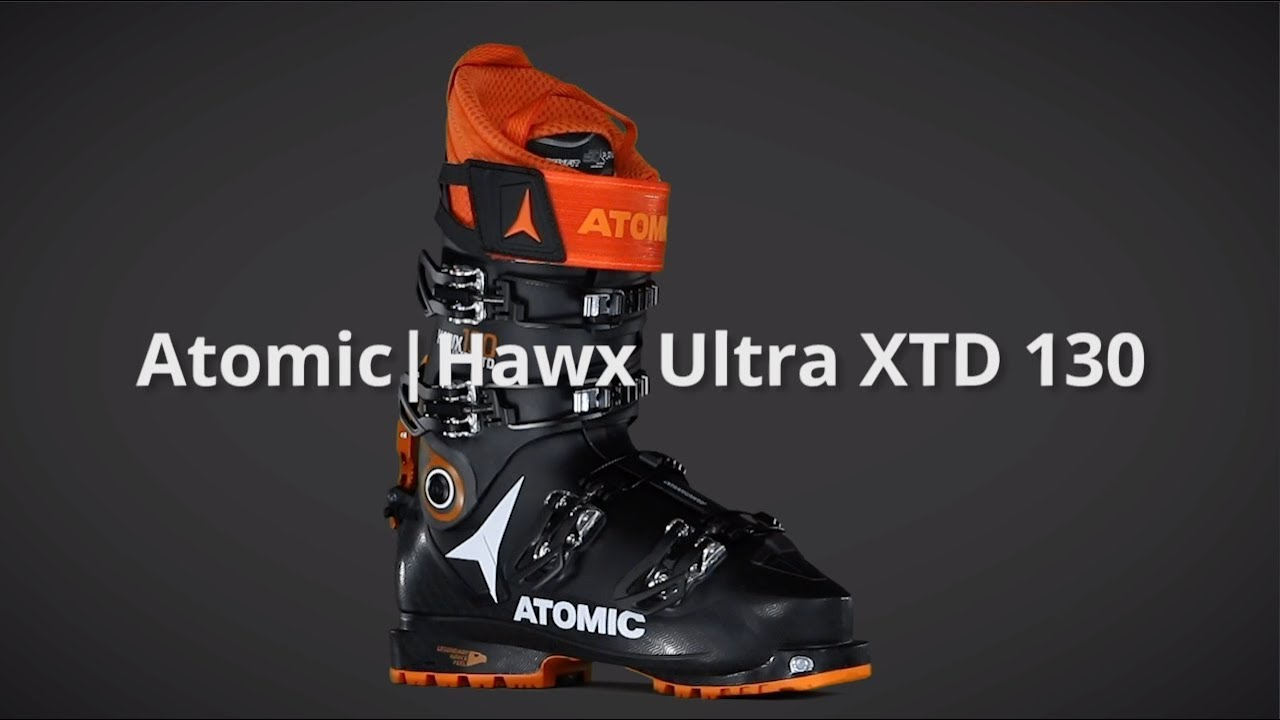 the latest fb12c 52202 2019 Atomic Hawx Ultra XTD 130 Men's Boot Overview by SkisDotCom