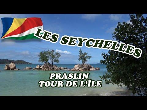 SEYCHELLES : Praslin - Le tour de l'île