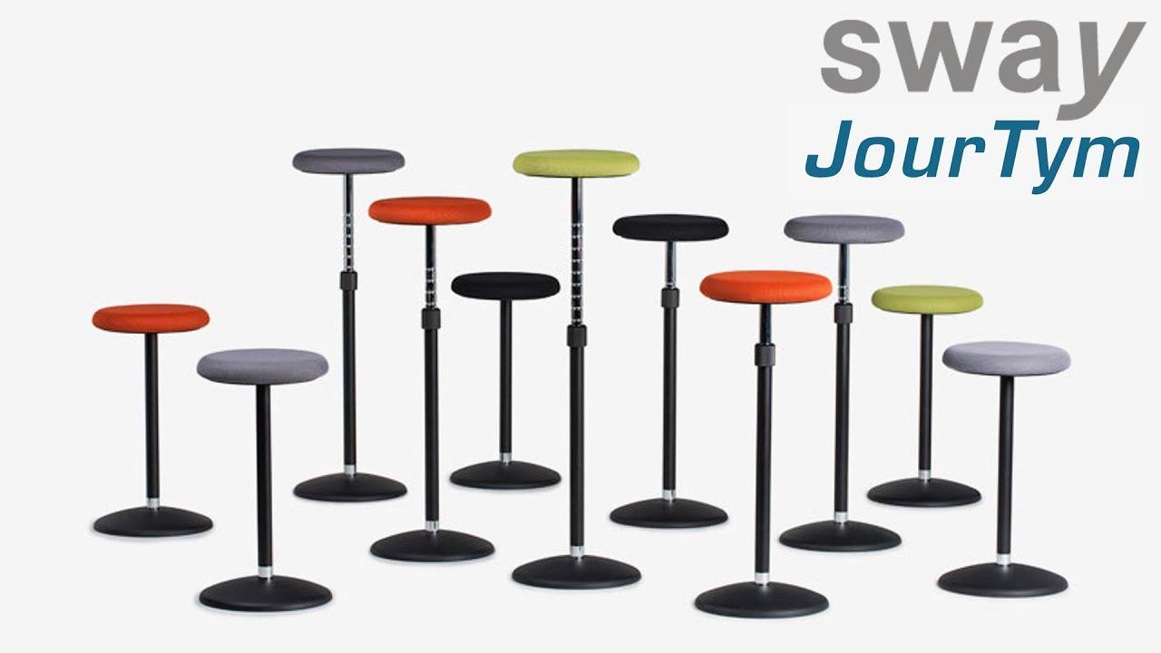 Stehhilfe Sway Girsberger Stehsitz höhenverstellbar