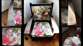 Antique Rocking Chair Pt. 2 (of 4)