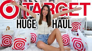 I spent too much money at Target… *huge haul & try-on*