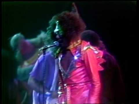 Parliament Funkadelic - Do That Stuff - Mothership Connection - Houston 1976