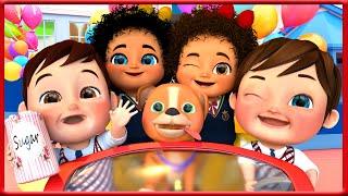 Johny Johny Yes Papa - School Version | School Kids Vs Teacher  | Banana Cartoons Original Song [HD]