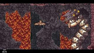 Owlboy - Verme Gigante (Boss fight #09 )