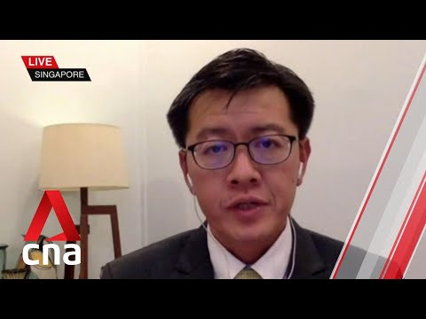Observer Eugene Tan on Singapore's leadership transition