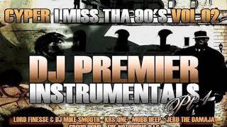 Bahamadia - Rugged Ruff (DJ Premier Instrumental)