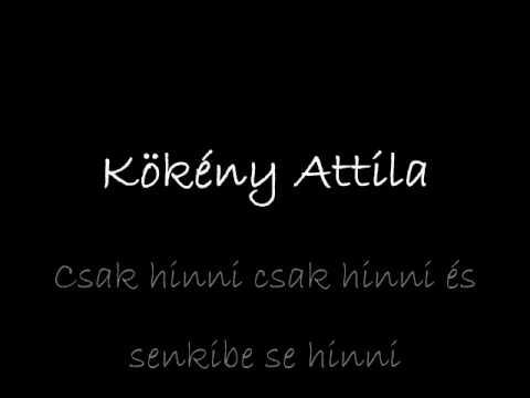 Újjj Kökény Attila