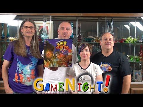 GameNight! Episode 1 - King of Tokyo