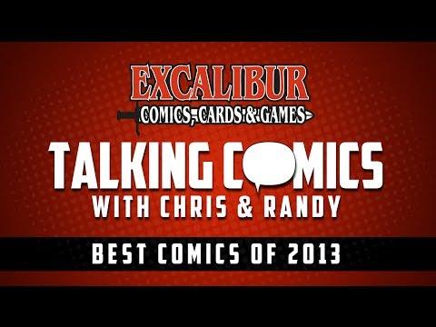 Top 10 Best Comic Series of 2013!