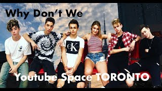 Why Don't We Toronto
