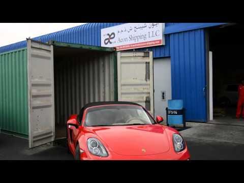 Car Shipping To Belgium (Brussels), UK  (Denver, Felixstowe, Southampton, London Gateway) From Dubai