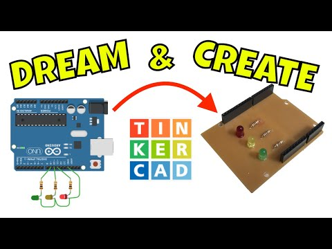 Create Arduino Electronics With Tinkercad And Fusion 360
