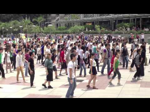 Flash Mob KLCC March 2012