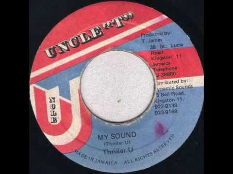 Thriller U - My Sound