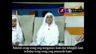 03 Pesona Ceramah Anak - Muhammad Audh (Kedudukan shalat dalam Islam)