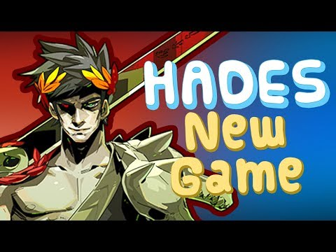 SuperGiant Games New RPG HADES!!! | The Creators Of Bastion And Transistor (Rogue-Like ARPG)