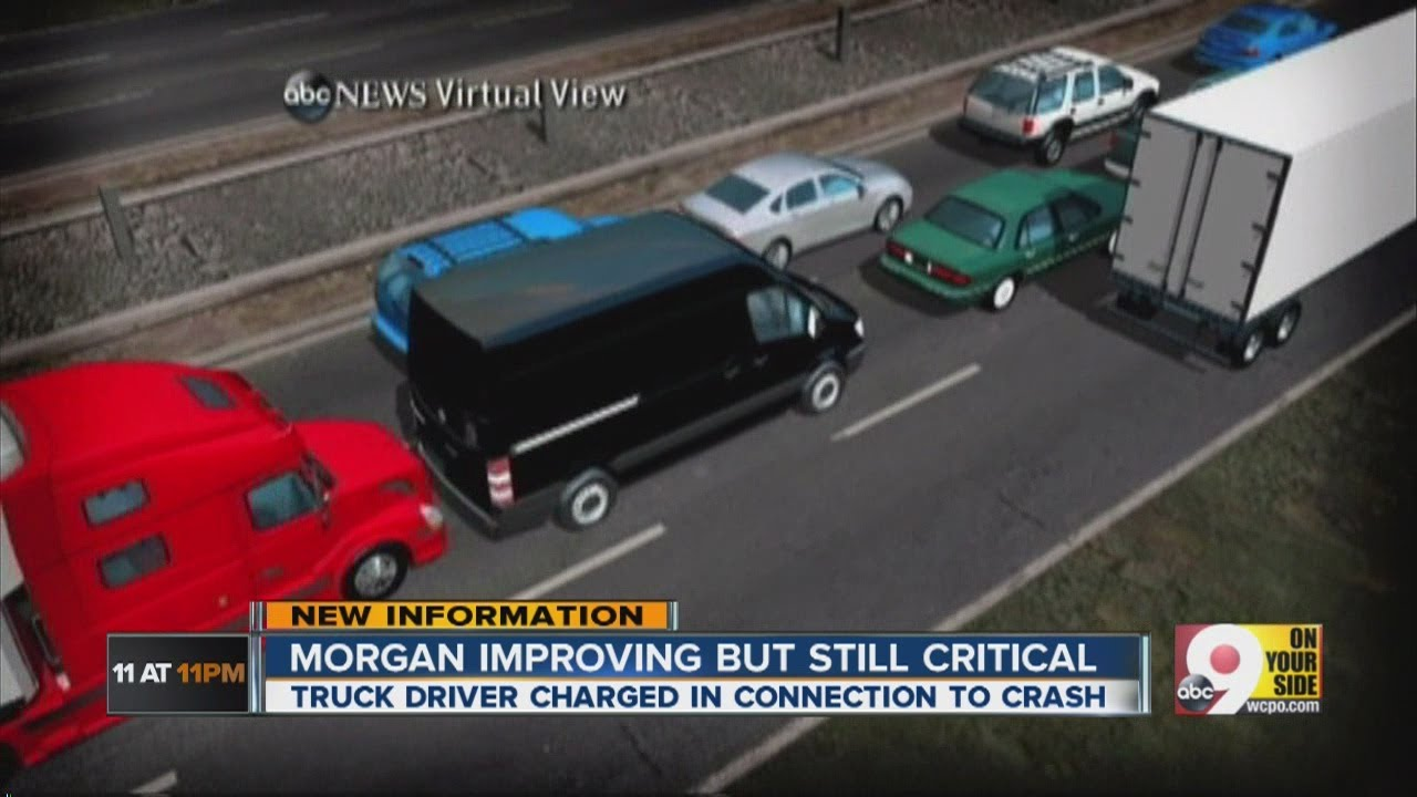 Tracy Morgan critical but improving after fatal 6-car pileup - YouTube