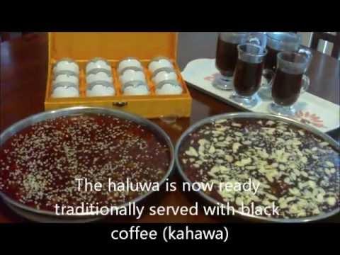 How To Make Haluwa