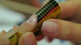 Мастер-класс по моделированию ногтей Planet Nails(Видео мастер-класс по моделированию ногтей гелем компании